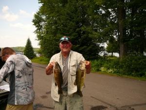 North Twin Bass