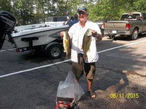 Pickerel Lake Picture