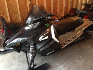 New Used Sled