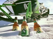 1beer and sled